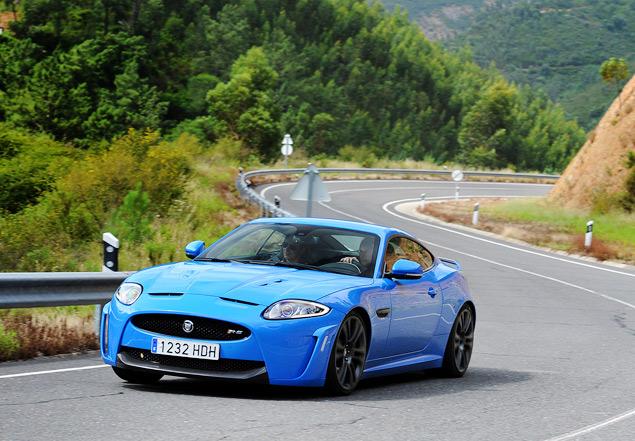 Укрощаем самый эпатажный Jaguar. Фото 4