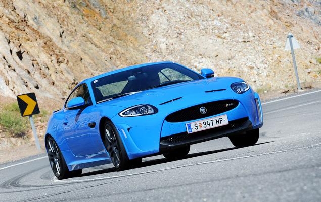 Укрощаем самый эпатажный Jaguar. Фото 5