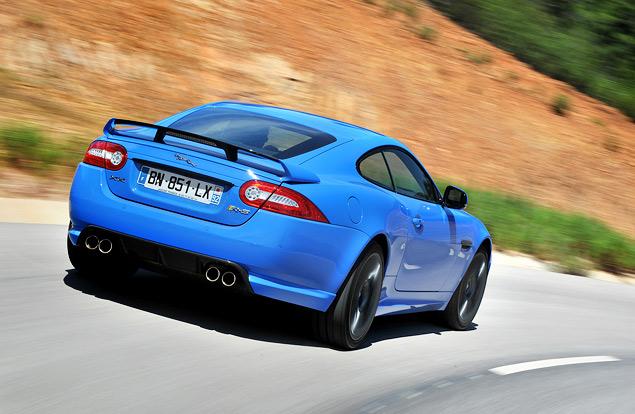 Укрощаем самый эпатажный Jaguar. Фото 6