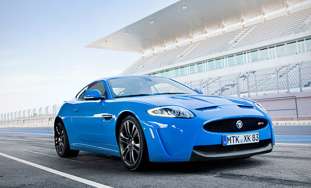 Укрощаем самый эпатажный Jaguar. Фото 7