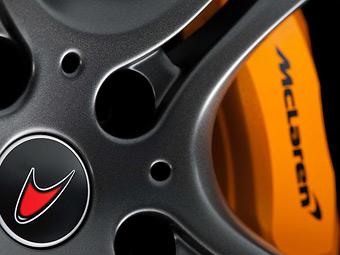 McLaren начал испытания преемника суперкара F1
