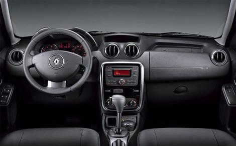 Опубликованы фотографии интерьера российской версии Renault Duster