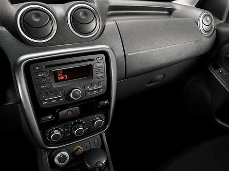Опубликованы фотографии интерьера российской версии Renault Duster. Фото 5