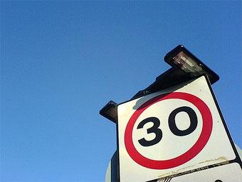 Немецкие полицейские предложили ввести новые ограничения скорости в городах