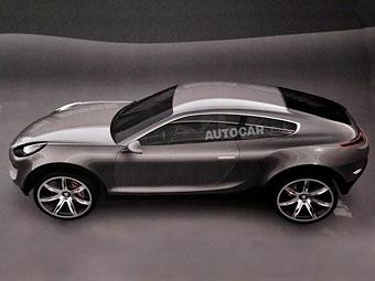 Маленький кроссовер Porsche появится в 2013 году