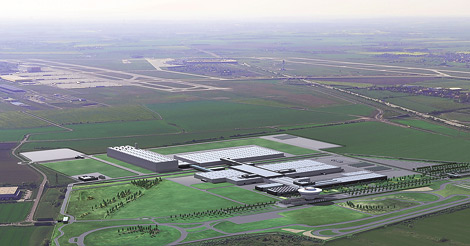 Компания Porsche начала строительство завода для кроссовера Cajun