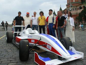 Дебютная гонка Формулы-Россия пройдет в Китае