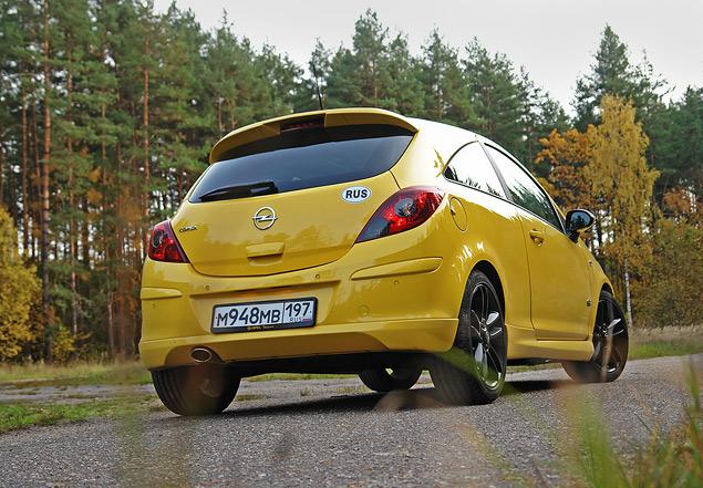 Длительный тест Opel Corsa: первая часть. Фото 1