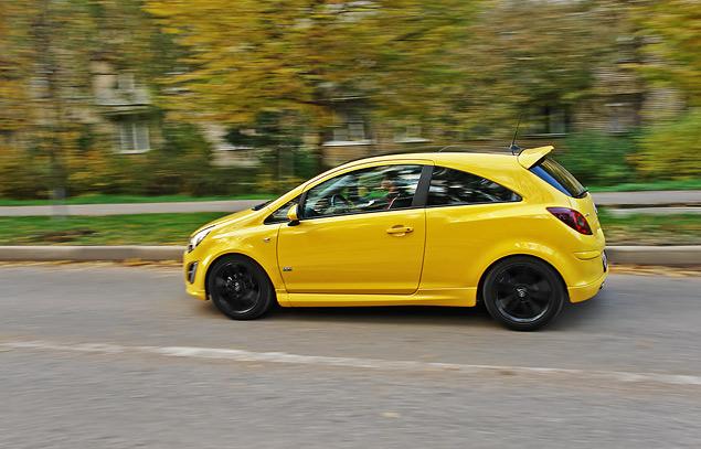 Длительный тест Opel Corsa: первая часть. Фото 3