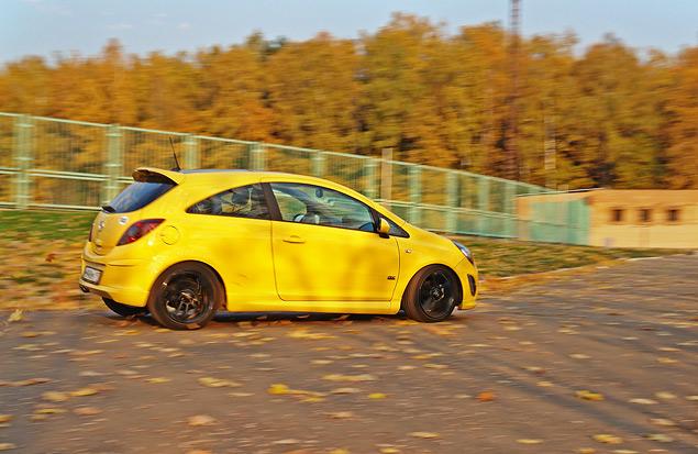 Длительный тест Opel Corsa: первая часть. Фото 4