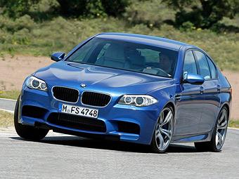 BMW выпустит M5 с «механикой» специально для США