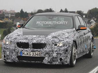 """Начались испытания M-версии новой """"трешки"""" BMW"""