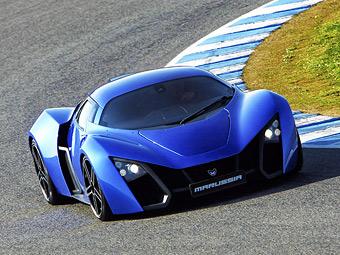 Спорткары Marussia оснастят чебоксарской электроникой
