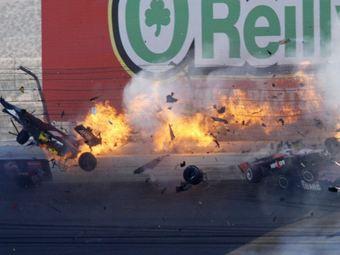FIA поможет INDYCAR в расследовании аварии в Лас-Вегасе