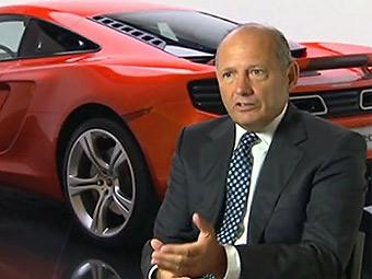 Владельцу каждого неисправного суперкара McLaren подарят по книжке