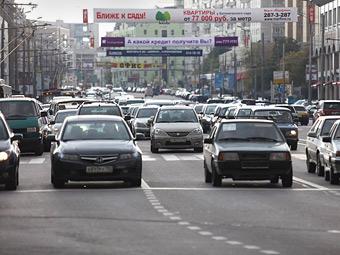 До конца года автомобиль будет у каждой второй российской семьи