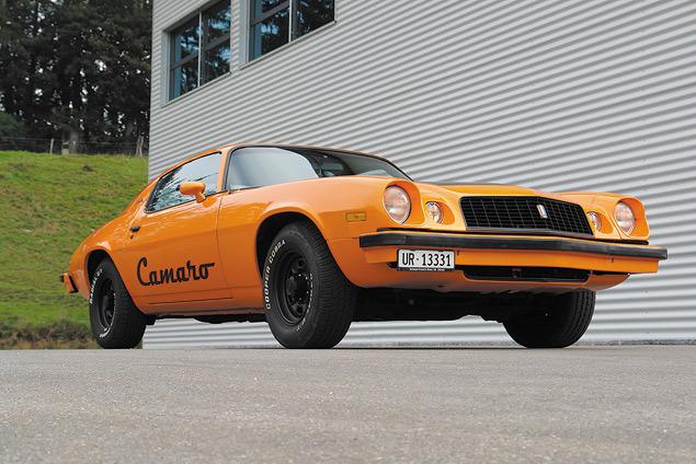 Пробуем на вкус оглушительный Chevrolet Camaro и экономичный Aveo. Фото 10