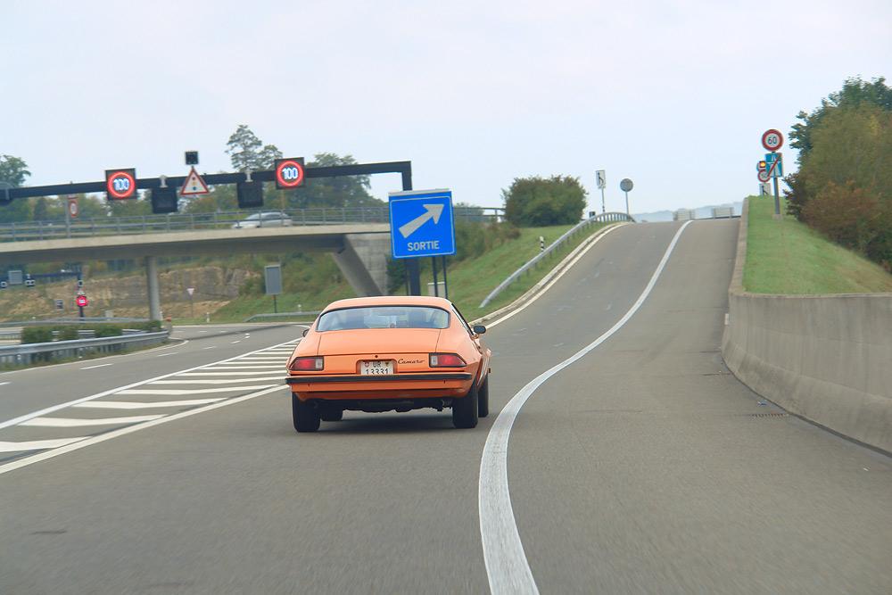 Пробуем на вкус оглушительный Chevrolet Camaro и экономичный Aveo. Фото 11