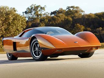 Holden восстановил концепт-кар с прототипом навигационной системы