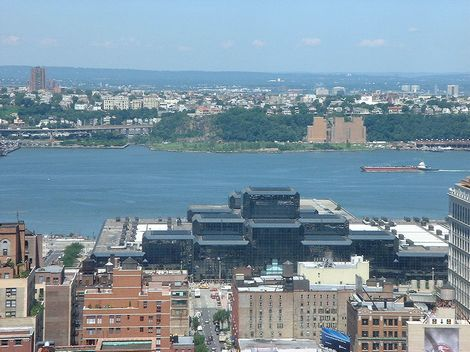 Уличная трасса в Нью-Джерси с видом на Манхэттен примет второй Гран-при на территории США
