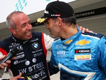 Меню и Коронель выиграли гонки WTCC в Японии