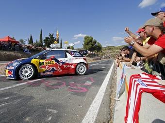 Себастьен Леб выиграл Ралли Испании WRC