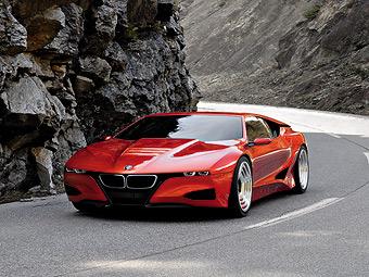 Cпортивное отделение BMW задумалось о собственном спорткаре