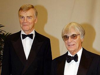 Берни Экклстоун захотел вернуть Максу Мосли пост президента FIA