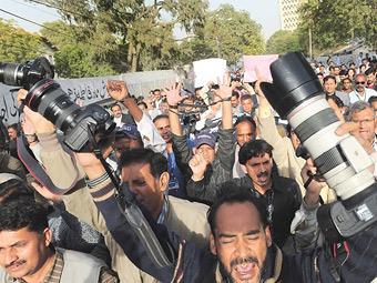 Индийские тележурналисты бойкотируют Гран-при Формулы-1