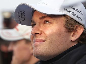 Нико Росберг решил надолго остаться в Mercedes GP