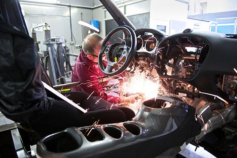 Компания Nissan представила прессе 485-сильный варианта модели Juke