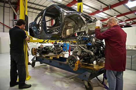 Компания Nissan представила прессе 485-сильный варианта модели Juke. Фото 1