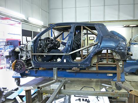 Компания Nissan представила прессе 485-сильный варианта модели Juke. Фото 2