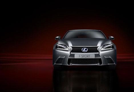 Компания Lexus представила седан GS нового поколения со спорт-пакетом F-Sport. Фото 3