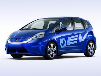 Honda представит в ноябре маленький электрокар