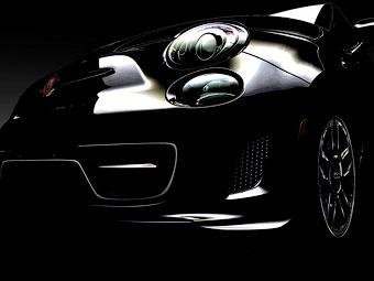 Fiat построил титановый и карбоновый варианты хэтчбека 500