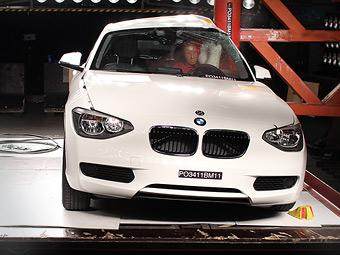 Организация Euro NCAP разбила 12 новых машин