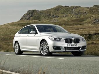 BMW 5-Series GT получил М-пакет