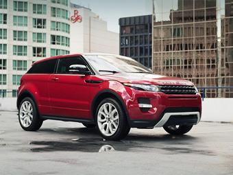Джеймс Бонд пересядет на Range Rover Evoque