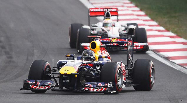 Гран-при Формулы-1 в Индии и другие гонки уик-энда 28-30 октября