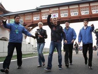 Экклстоун пригрозил корейцам отменой Гран-при