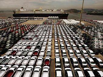 Импорт автомобилей в Россию вырос в 1,5 раза