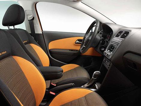 В ноябре у дилеров появится VW Polo с увеличенным дорожным просветом