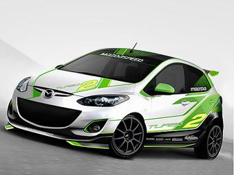 """Mazda MX-5 станет спайдером, а """"двойка"""" получит турбину"""