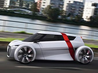Audi сделает электрический компакт-кар Urban серийным