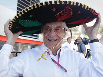 Экклстоун предложил проводить по четыре гонки в США ежегодно