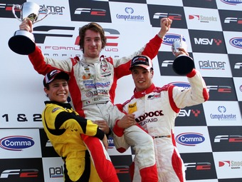 Мирко Бортолотти поставил рекорд Формулы-2 по победам
