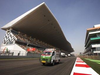 Гонщики назвали индийскую трассу Формулы-1 лучшим творением Тильке