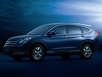 Honda показала внешность CR-V следующего поколения