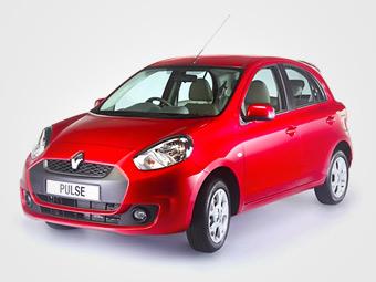 Компания Renault показала индусам свой вариант Nissan Micra